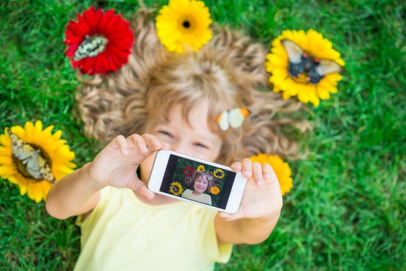 Tecnologia para as crianças